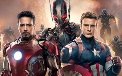 """Vingadores – A Era de Ultron"" é o grande lançamento da semana"