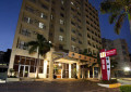 Higienópolis Hotel & Suítes, varanda e acomodações para família