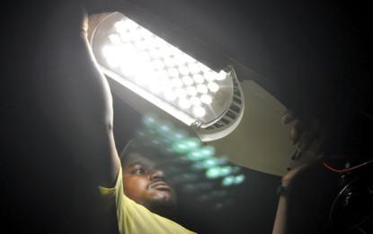 Prefeitura lança edital para iluminação pública com LED