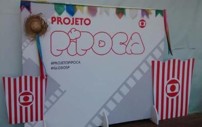 Projeto Pipoca leva cinema ao ABC paulista com Projeto Pipoca