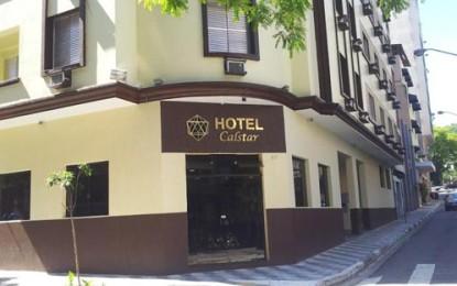 Hotel Calstar, econômico com serviço de quarto permanente