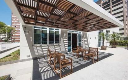 Hotel Olympia Residence, apartamentos amplos entre o Ibirapuera e o Morumbi