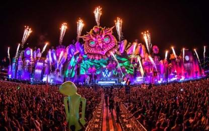 Electric Daisy Carnival Brasil, o maior festival de música eletrônica fora da Europa