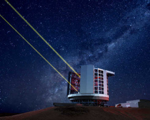 Fapesp integra consórcio de megatelescópio no Chile