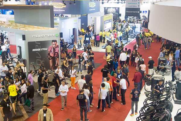 plano aberto da ihrsa maior feira fitness da américa latina
