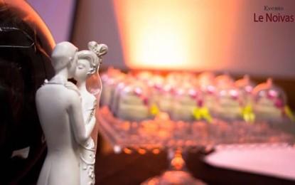 Le Noivas, feira de casamento no Hotel Blue Tree Premium
