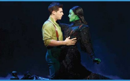 Wicked, musical das bruxas de Oz no Teatro Renault
