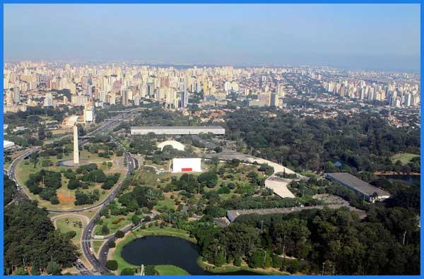 ibirapuera é uma das maiores áreas verdes de são paulo que comemora 462 anos em 2016