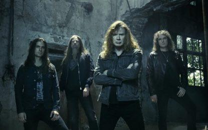 Megadeth vai tocar em agosto no Espaço das Américas