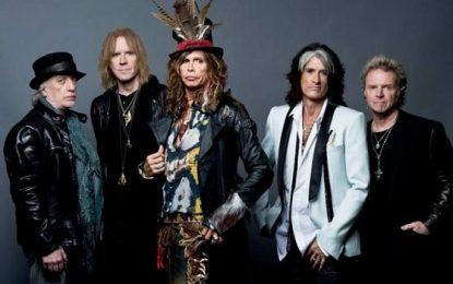 Aerosmith volta a São Paulo depois de 3 anos