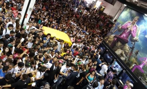 Brasil Game Show é o maior evento de games da América Latina