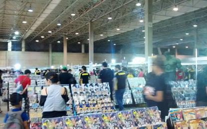Vai começar a Fest Comix, mais tradicional feira de quadrinhos do Brasil