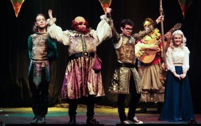 O Aprendiz de Feiticeiro é a oportunidade de levar crianças ao teatro