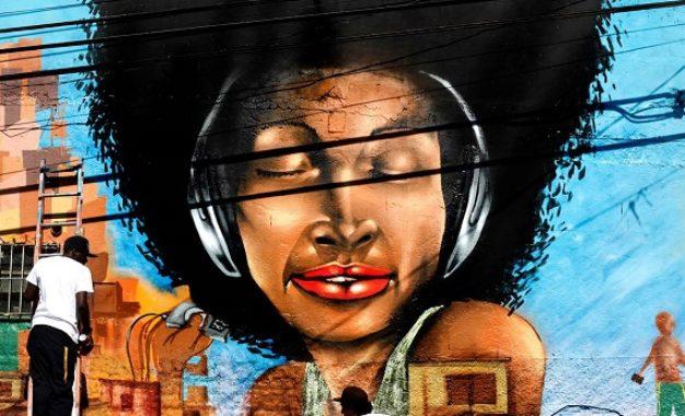 Favela Galeria mostra a expressão artística dos moradores da Vila Flávia