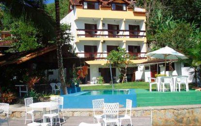 Hotel Pousada Sossego do Major em Angra dos Reis