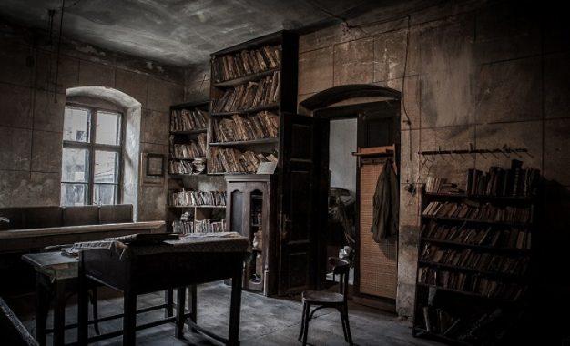 Exposição Last Folio traz fotos de escolas eslovacas abandonadas durante Segunda Guerra Mundial