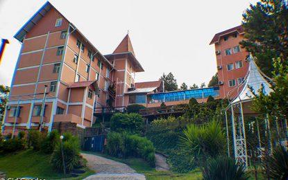 Hotel Pousada em Gramado RS tem ampla área de infraestrutura
