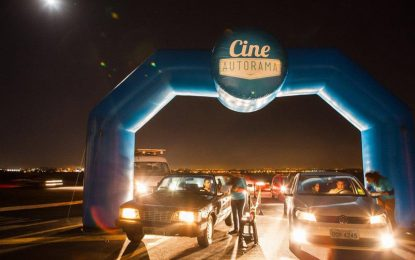Drive in no Continental Shopping traz filmes clássicos