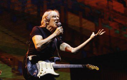 As vendas para show de Roger Waters em São Paulo começam na quinta