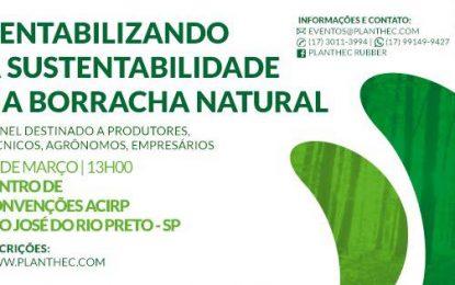 "Painel ""Rentabilizando a sustentabilidade da borracha natural"""