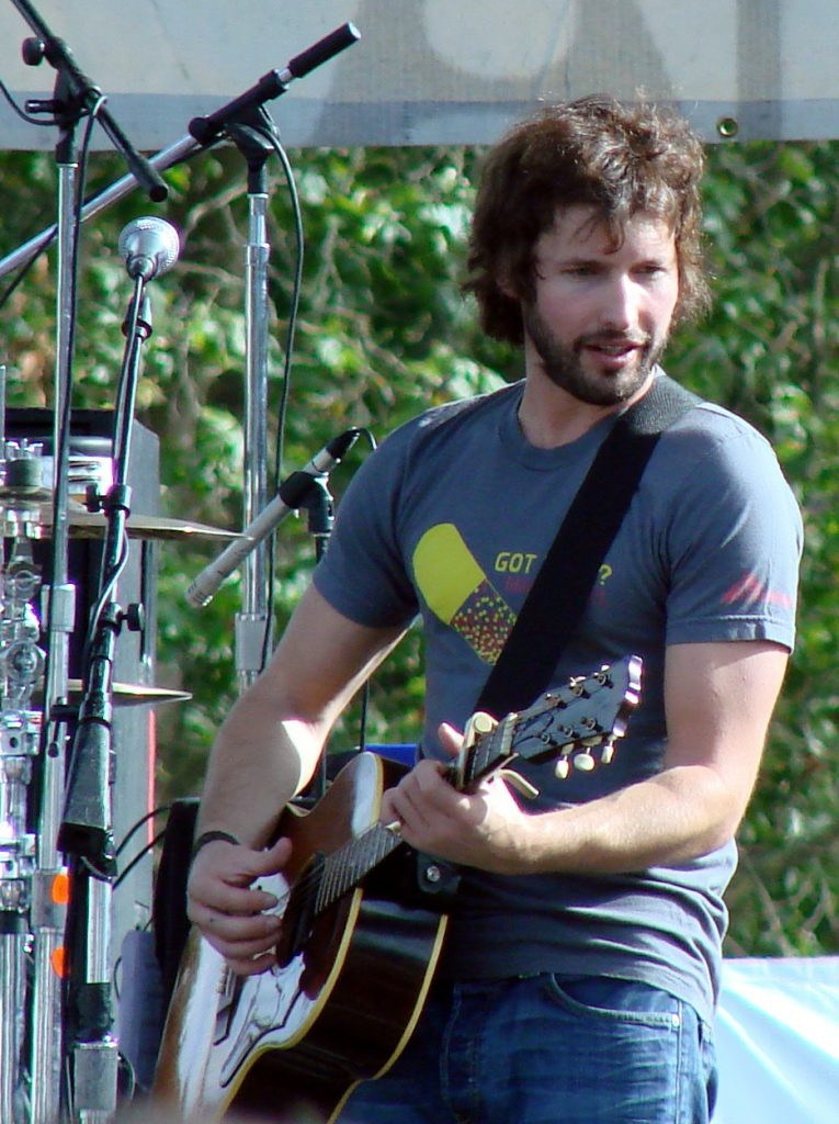 James Blunt. Foto: Dawn Ellner