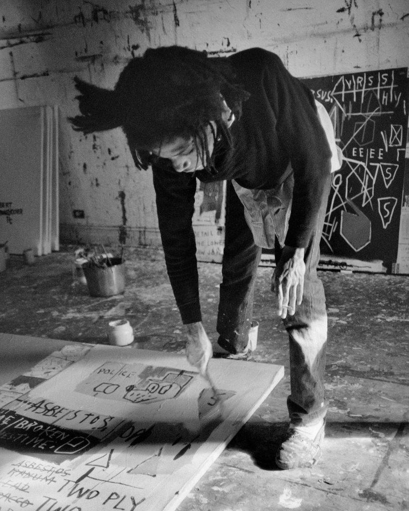 Inédita exposição de Jean-Michel Basquiat em São Paulo