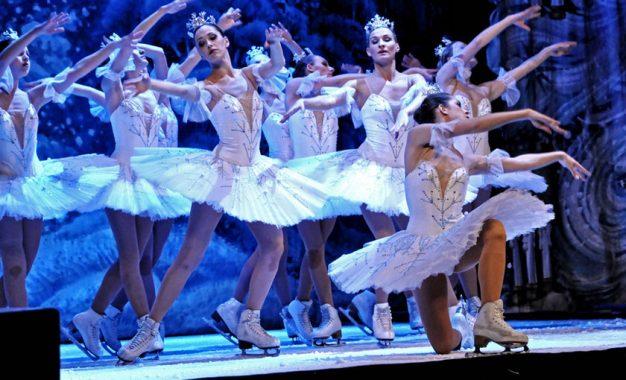 Ballet Estatal de São Petersburgo no Gelo no Teatro Bradesco