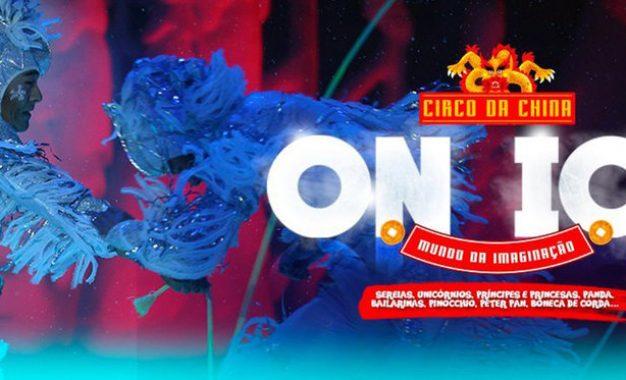Circo da China on Ice volta ao Brasil para três apresentações em São Paulo