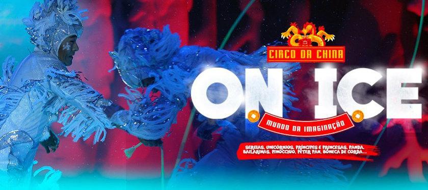 No fim de junho e início de julho o Espaço das Américas recebe o espetáculo Circo da China on Ice em três oportunidades.