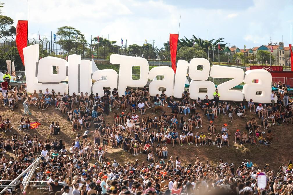 Lollapalooza Brasil, de 2019, acontece novamente no Autódromo de Interlagos durante os dias 5, 6 e 7 de abril.