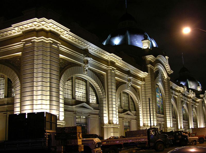 O Mercado Municipal Paulistano, popular Mercadão, é o ponto turístico da semana na série de pontos turísticos de São Paulo.