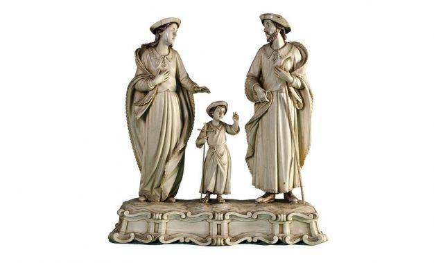 Museu de Arte Sacara recebe a exposição Sagrado Marfim