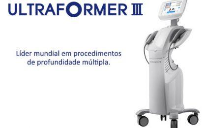 Ultraformer 3 chega ao Brasil com nova tecnologia para tratar flacidez, rugas e gordura localizada