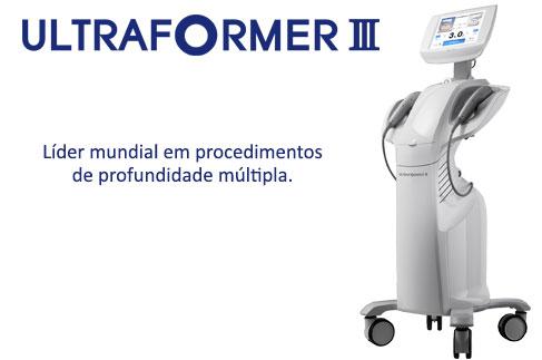 Para tratar modelação corporal, flacidez da pele , rugas e redução de gordura localizada, o Ultraformer 3 é uma novidade que chega ao Brasil