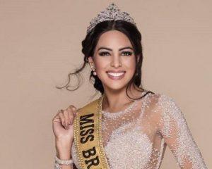 Conheça os tratamentos estéticos da Miss Brasil 2018 Mayra Dias