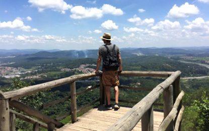 Visite o Pico do Jaraguá e encante-se com a linda paisagem