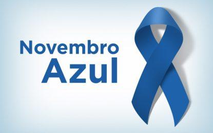 Ações que movem o Novembro Azul em São Paulo