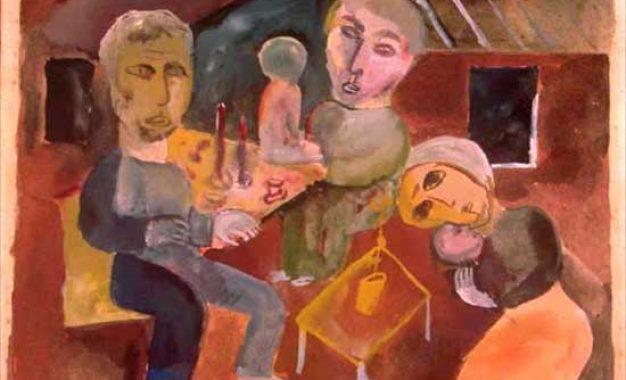 Exposição Lasar Segall: ensaios sobre a cor