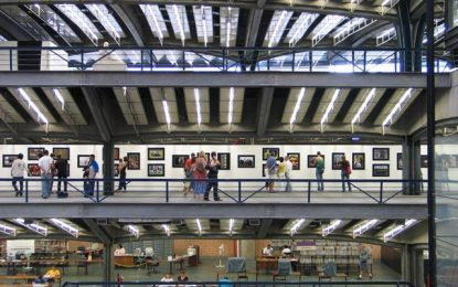 Visite o Centro Cultural São Paulo