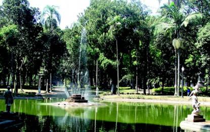 Jardim da Luz, o primeiro Jardim Botânico de São Paulo