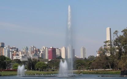 Parque do Ibirapuera oferece ampla estrutura de esporte e lazer