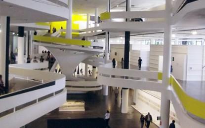 Pavilhão da Bienal é ícone da arquitetura cosmopolita
