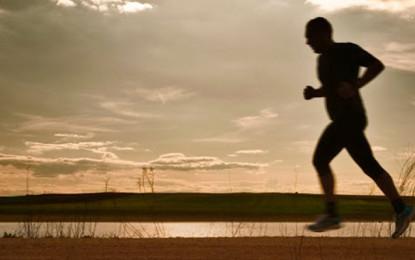 Exercício sem exageros para atletas amadores