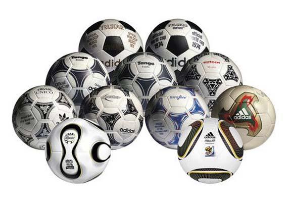 4633f0d8c Exposição Bolas da Copa do Mundo Adidas no Ibirapuera