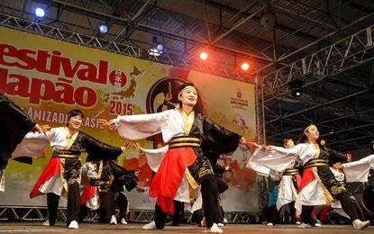 Festival do Japão 2017 traz elementos típicos de todas as 47 províncias