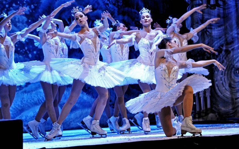 Pela primeira vez no Brasil: Ballet Estatal de São Petersburgo no Gelo