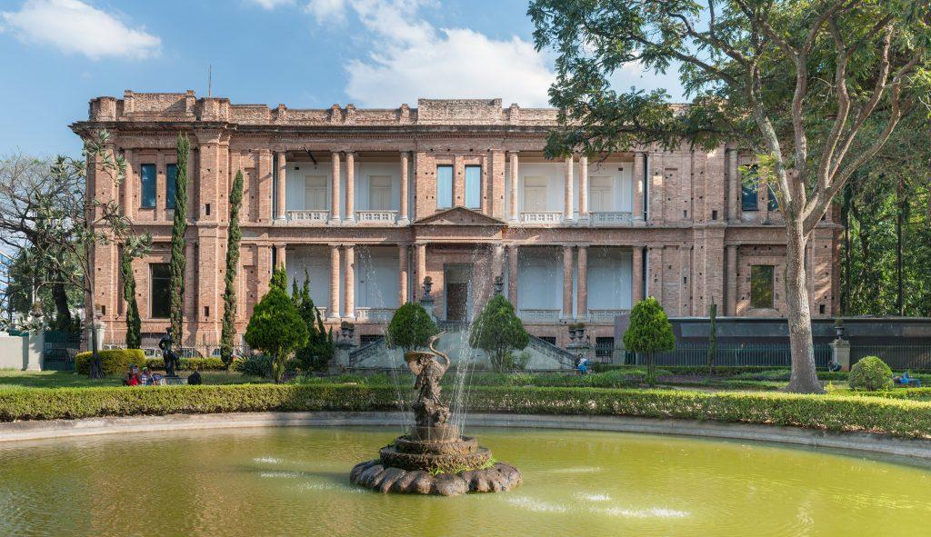 A Pinacoteca do Estado é um dos mais importantes e conhecidos museus de arte de São Paulo e do Brasil. Possui um dos maiores acervos da país.