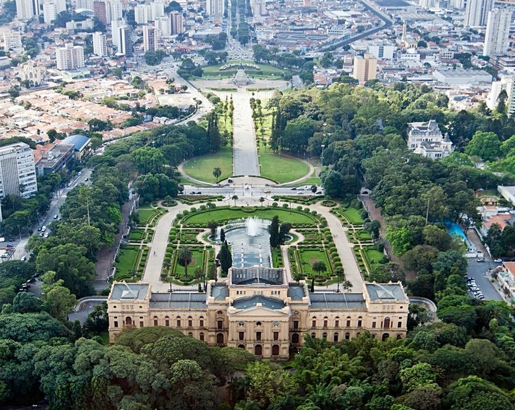 Local de diversas atividades gratuitas durante o ano, o Parque da Independência é o ponto turístico da cidade de São Paulo destacado nessa semana.